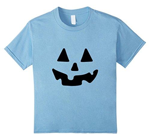 Kids Halloween Pumpkin Shirt | Cute Costume T Shirt Gift Idea 12 Baby (Cute Baby Girl Halloween Costumes Ideas)