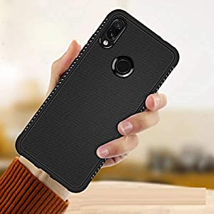 Flexible Back Case Cover for Mi Xiaomi Redmi Mi Note 7