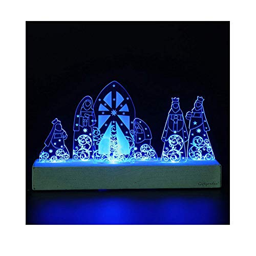 Led Christmas Lights Nativity in US - 6