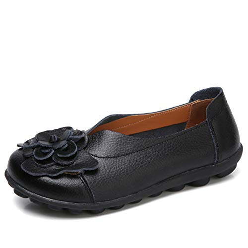 d49caf0a45329 Jual ANYUETE Women's Comfortable Loafers Slip-On Shoes - Loafers ...