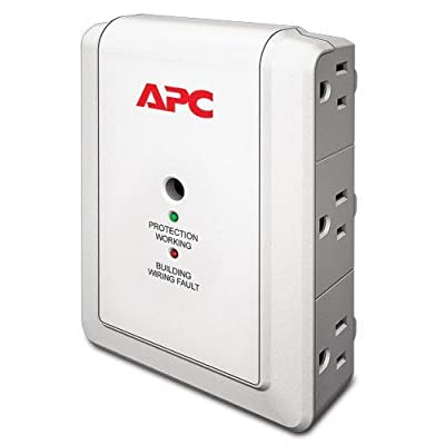 APC Wall Outlet Multi Plug Extender