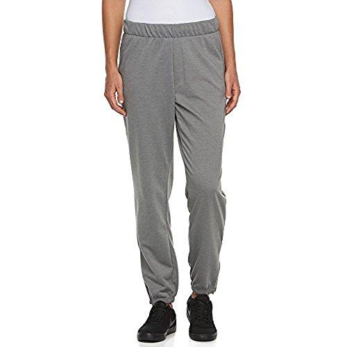 NIKE Womens Knit Dri-Fit Sweatpants Gray M ()