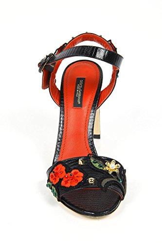 Sandali Donna Dolce & Gabbana Keira C19588 A1095 80999 Nero