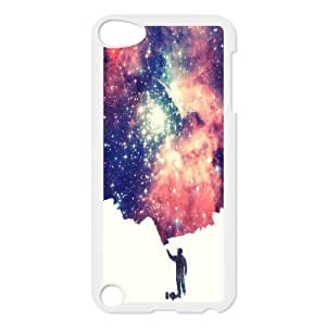 Doah Arting Ipod Touch 5 Cases Painting the Universe, Arting, {White}