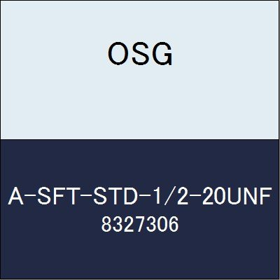 OSG ハイススパイラルタップ A-SFT-STD-1/2-20UNF 商品番号 8327306