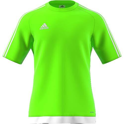 solar Adidas Estro Camiseta verde para blanco Verde 15 deportiva hombre q7wHP