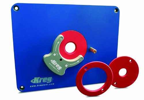 Precision router table insert plate levelers greentooth Images