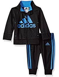 Baby Boys Jacket Set, Black Adi, 3M