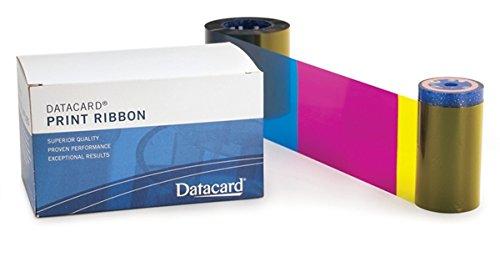 Datacard YMCKT-KT Full-Color Ribbon Kit for SP55, SP75 print