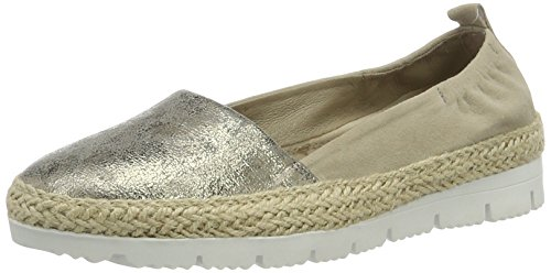 Mocasines Gerry Shoes Mujer para Beige Anna Weber 03 nx1Yw8Ix