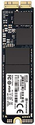 Transcend JetDrive 820 - Kit de disco duro sólido interno SSD 480 GB para Mac