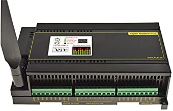 WiFi enabled PLC for the IoT. Powerful and durable yet fully Ardino compatible.