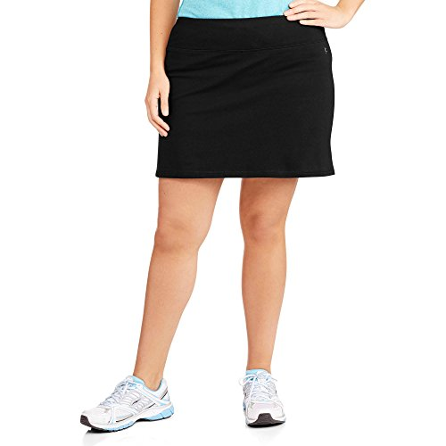 - Danskin Now Women's Basic Skort for Tennis, Golf or Sports Black