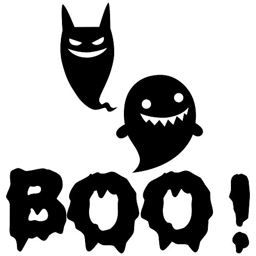 [Bloody Boo! Ghosts Craft Stamp - Collectible Scrapbooking Craft Stamp] (Wood Boo Sign)