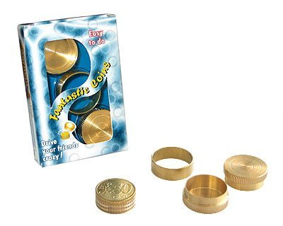 Dynamic Coins Zaubertrick Mit Münzen Amazonde Spielzeug