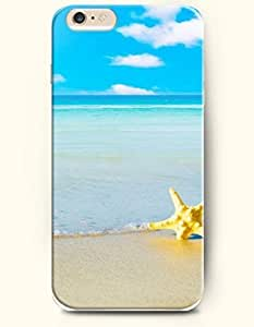 OOFIT iPhone 6 Plus Case 5.5 Inches with the Design of Sea and BeachKimberly Kurzendoerfer