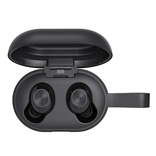 True Wireless Earbuds, Tronsmart TWS Headphones with 24H Playtime, Bluetooth 5.0, Touch-Control, Charging Case, Qualcomm Chip, DSP Noise-Canceling Headsets with Built-in Microphones-Spunky Beat