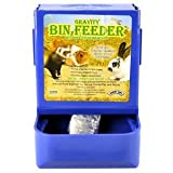 Gravity Bin Feeder With Bracket