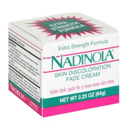 NADINOLA Skin Crème Extra Strength 2.25 oz by Chom