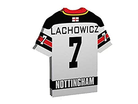Nottingham Panthers - personalizado X-L imán para nevera: Amazon ...