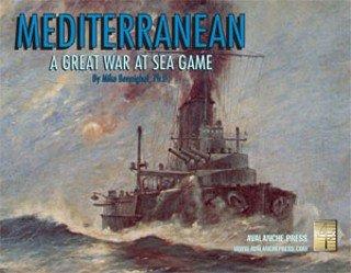 Great War at Sea, Volume 1, the Mediterranean, 3rd Edition