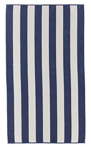 Dohler Marine Stripe Pool Towel, 40X72