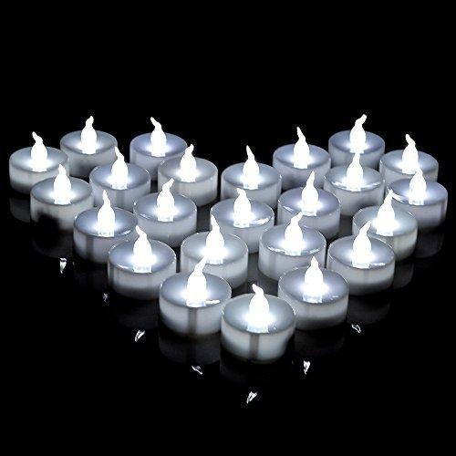 Glow Led Candle Lights