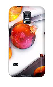 Hot Amazing Abstract Tpu Case Cover Compatible With Galaxy S5