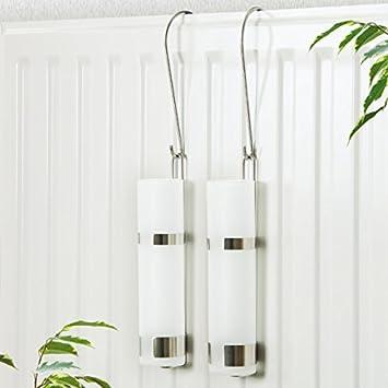 bremermann® Luftbefeuchter-Set für die Heizung mit Gummiring, Glas ...