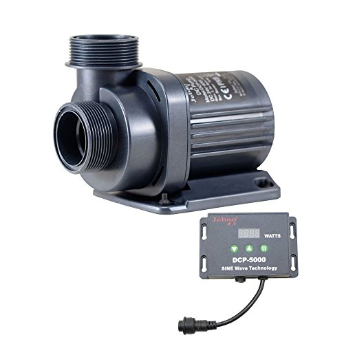 - Jebao DCP Sine Wave Water Return Pump (DCP-5000)