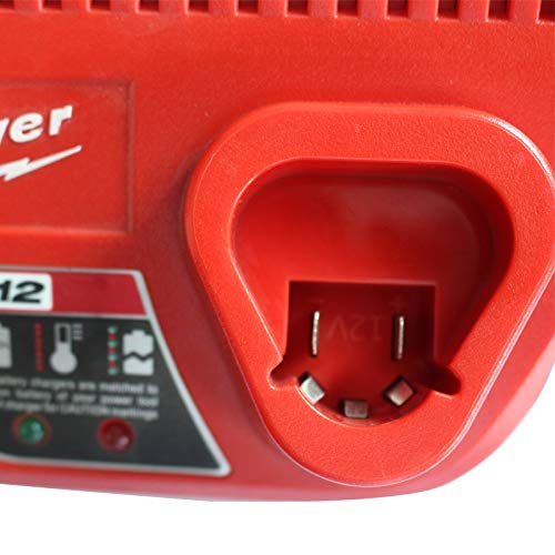 10,8 V, 12 V Bater/ía de repuesto para Milwaukee Li-ion 48-59-2401 48-11-2402 M12 N12