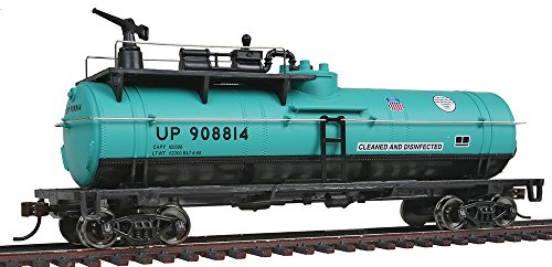 WalthersTrainline Ready to Run Union Pacific #908814 Firefighting Car, Green/Black from Walthers Trainline
