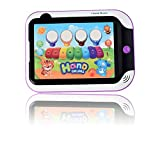 WolVol Kids Drum and Piano Musical Tablet - Durable Plastic with Easy Touch