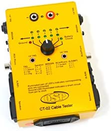 OSP CT 02 Cable Tester Speakon
