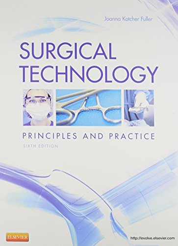 Surgical Technology - Text, Workbook RR, and Surgical Instrumentation Package