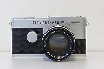 Olympus M media bolígrafo de marco de 35 mm de cámara de cine ...