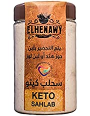 elhenawy Keto Sahlab 200Grams