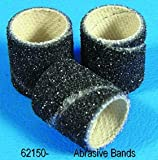 EMS 62150-22 Abrasive Band, 9.5 mm, Coarse (Pack of 100)