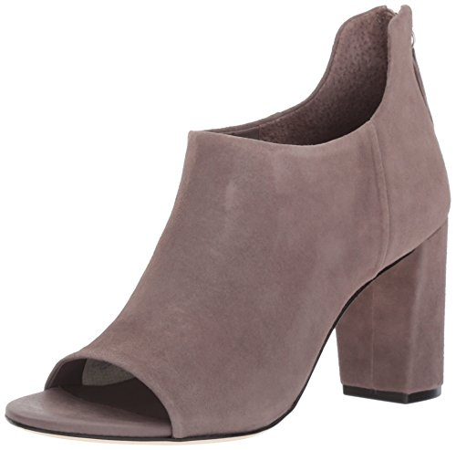 Bernardo Womens Heather Fashion Boot In Pelle Scamosciata Color Fumo