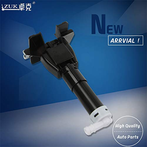 - Wipers Hukcus Good Headlight Headlamp Washer Nozzle For HONDA SPIRIOR 2009-2014 ACCORD Euro 2009-2012 CU1 76885-TL0-S01 76880-TL0-S01 - (Color: Left side)
