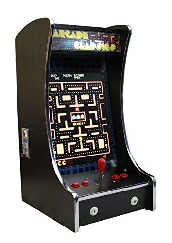 - Arcade Mall Mini Tabletop Coin-Op Game Machine
