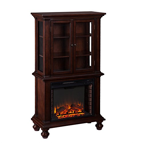 Southern Enterprises AMZ9289 Townsend Fireplace product image
