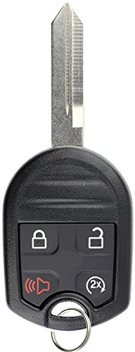 KeylessOption Keyless Entry Remote Car Key Fob Replacement for F-150 Explorer CWTWB1U793