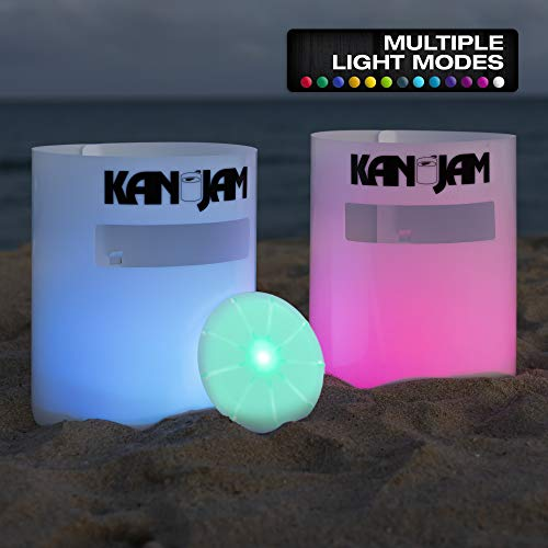 Kan Jam Original Disc Throwing Game – Great for Outdoors, Beach, Backyard and Tailgate