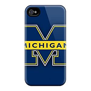 Luoxunmobile333 SMi1558Hkhq Cases Covers Skin Iphone 5C (michigan)