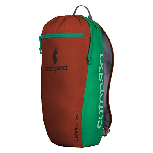 Cotopaxi Luzon 18L Hiking Daypack/Backpack | Lightweight & Durable Backpacking & Camping Bag - Twist Front Hipster