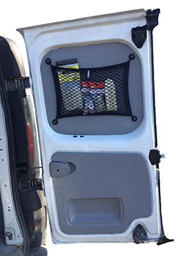 FixSac - Aufbewahrungsnetz für Nutzfahrzeuge, Reisemobile, Mobilheime, Caravans, Boote 45 x 40 cm