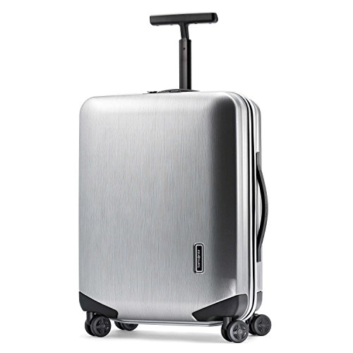 - Samsonite Luggage Inova Hs Spinner 20 Metallic Silver