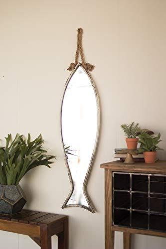Kalalou KALCCG1308 Mirror, One Size, Silver
