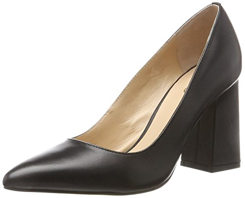 Liu Jo Women's Janis Closed Toe Heels Schwarz (Black) BisX0dsxj